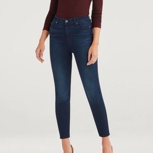 7 for all mankind slim illusion Aubrey